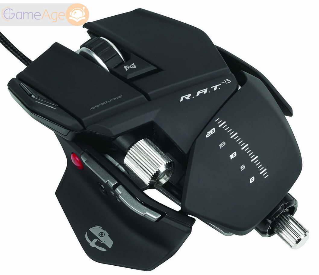 Mouse Ergonomic (5)