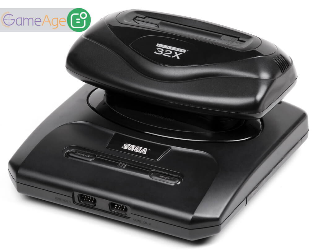 Sega-Genesis-32X