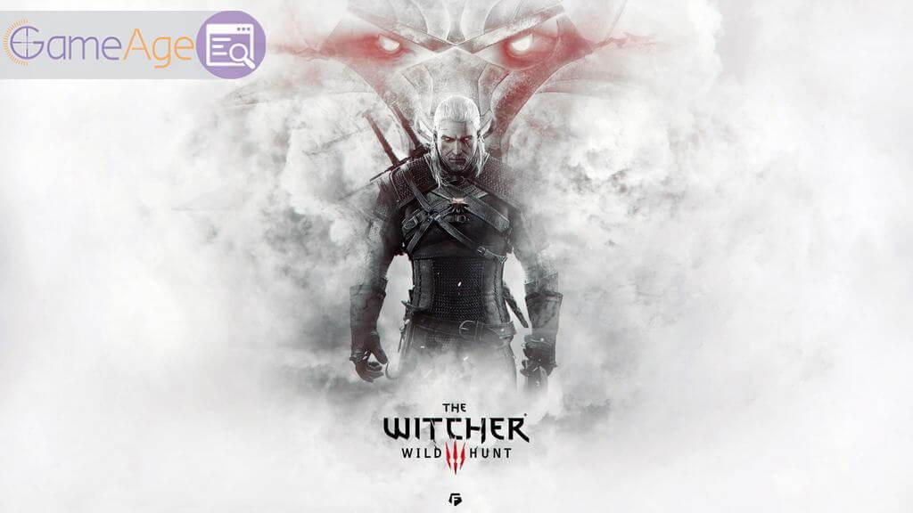 The-witcher-3-Geralt