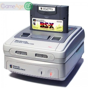 SNES-Satellaview
