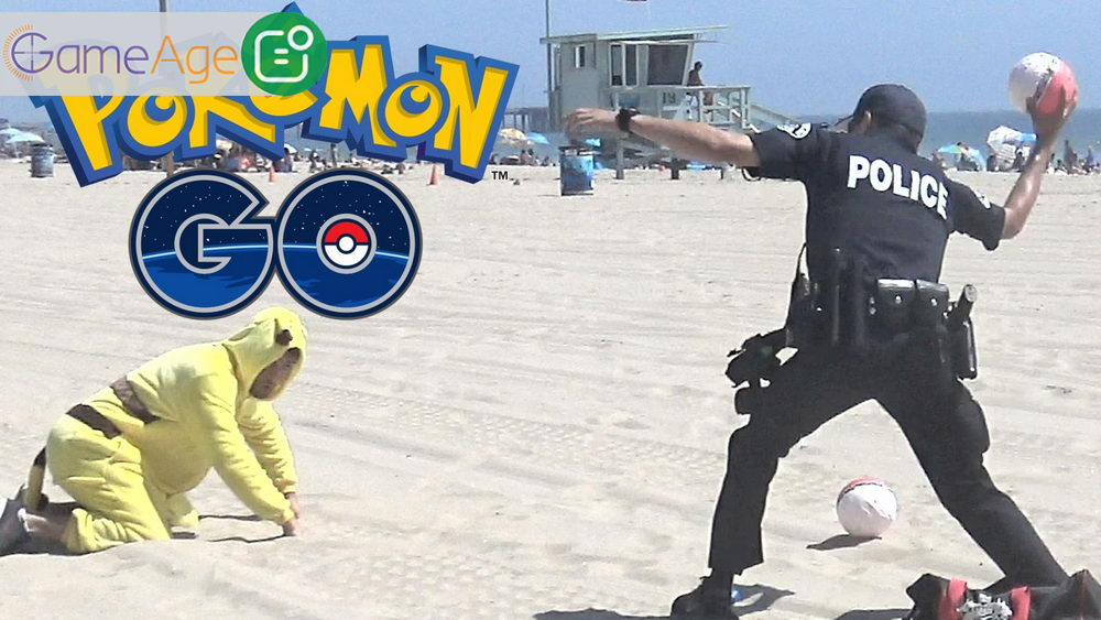 Pokemon-Go-Catching-Pikachu-Prank-GameAge.ir
